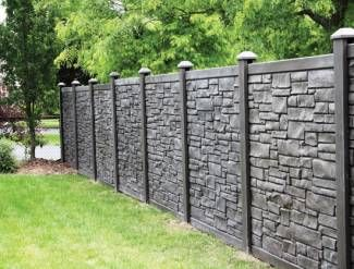 vinyl fence designs. Modren Fence Next And Vinyl Fence Designs O